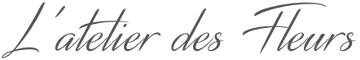 L'atelier des Fleurs Logo