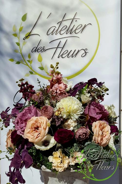 Aranjamente Florale Latelier Des Fleurs