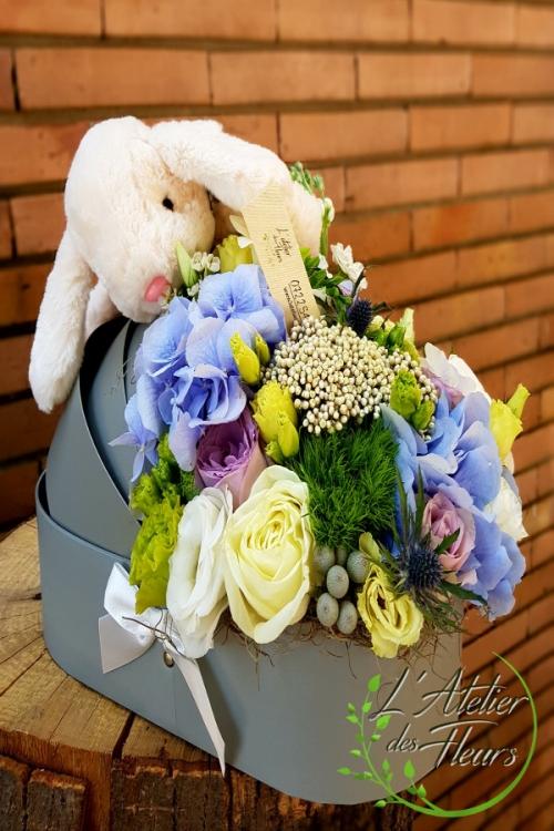 flowers box Ploiesti