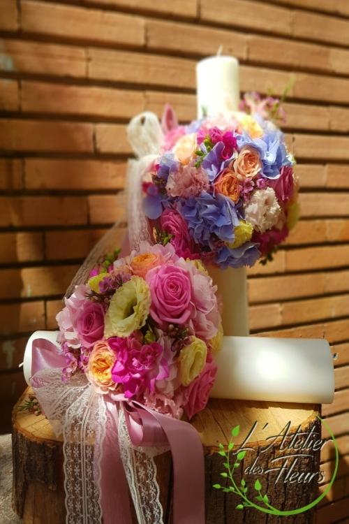 lumanari nunta Ploiesti