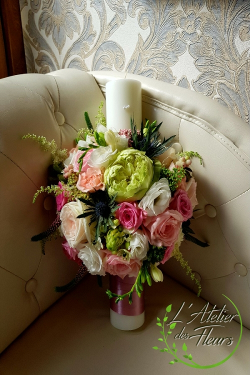 lumanare nunta Ploiesti