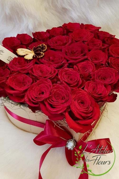 aranjament floral L'Atelier des Fleurs