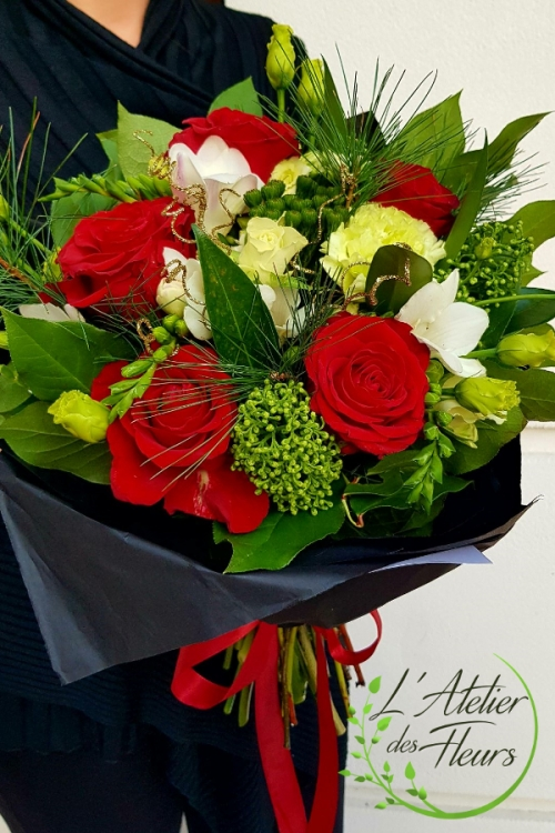 buchet floral L'Atelier des Fleurs