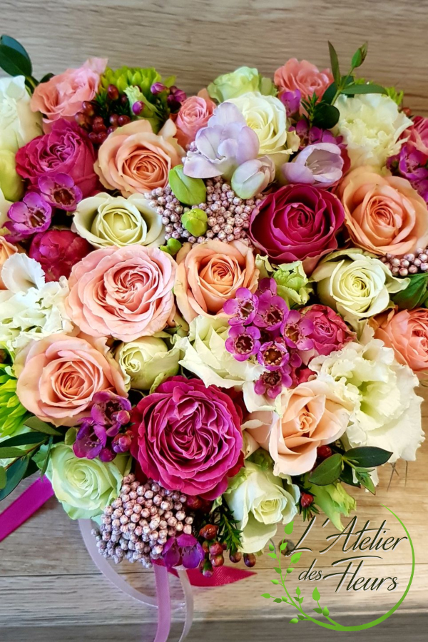 Flori de ziua indragostitilor -